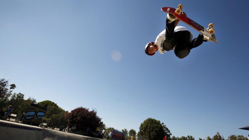Pedlow Field Skate Park