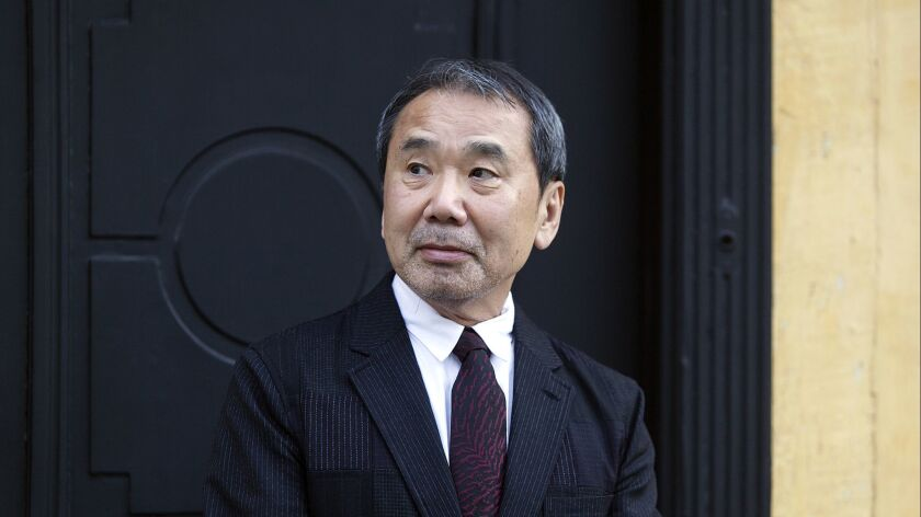 Japanese author Haruki Murakami has said said he doesn't want to be considered for the New Academy Prize, a Swedish literary award established as an alternative to the Nobel Prize for literature.