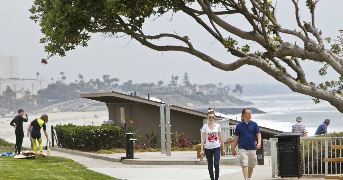 Carlsbad to step up COVID-19 health-code enforcement along seawall