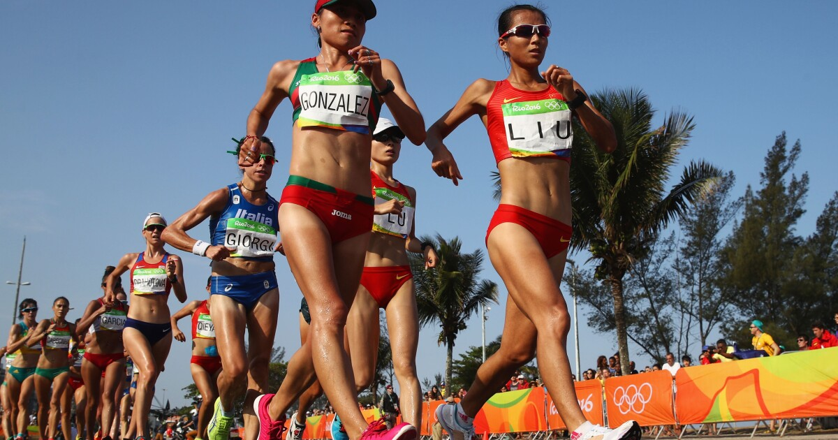 How Mexico avoided Olympics embarrassment by becoming a racewalking power