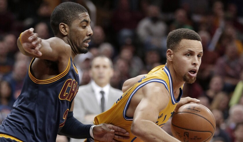 Kyrie Irving, Stephen Curry