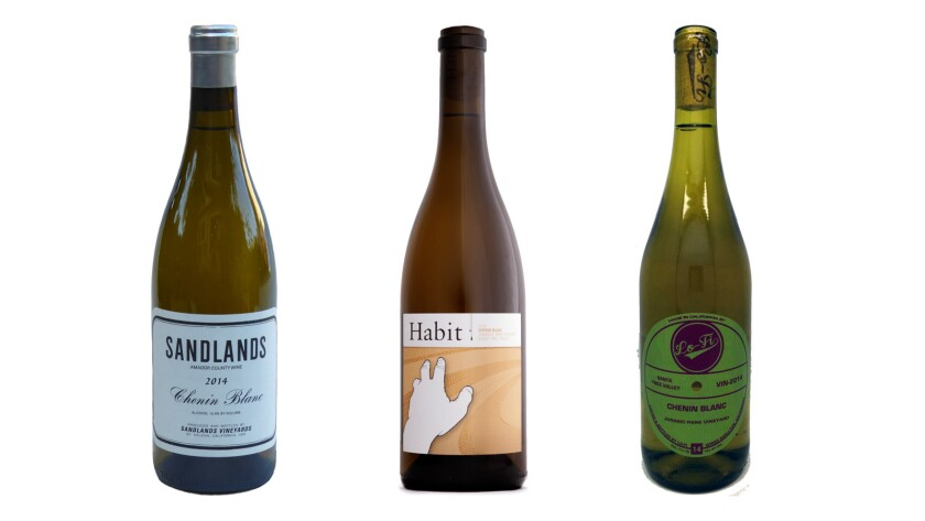 Wines of the week: Chenin blancs