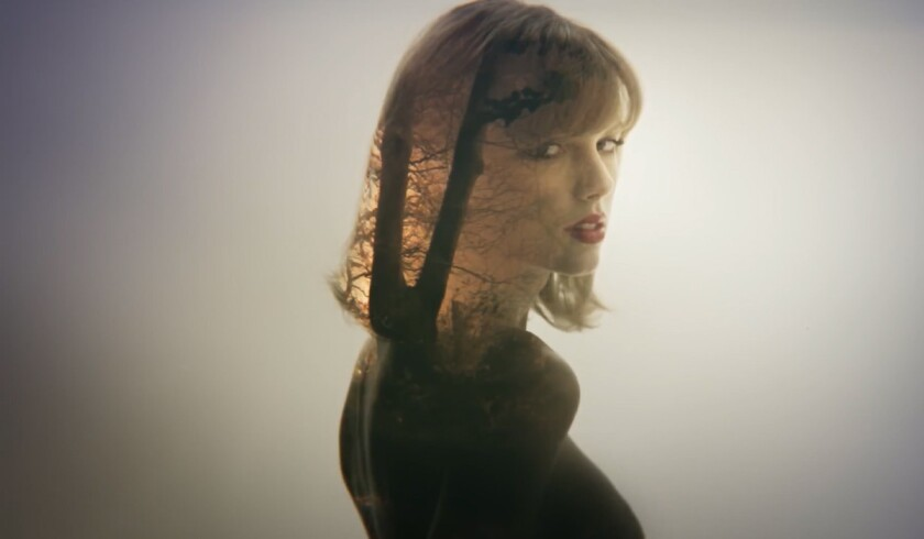 Taylor Swift in 'Style'