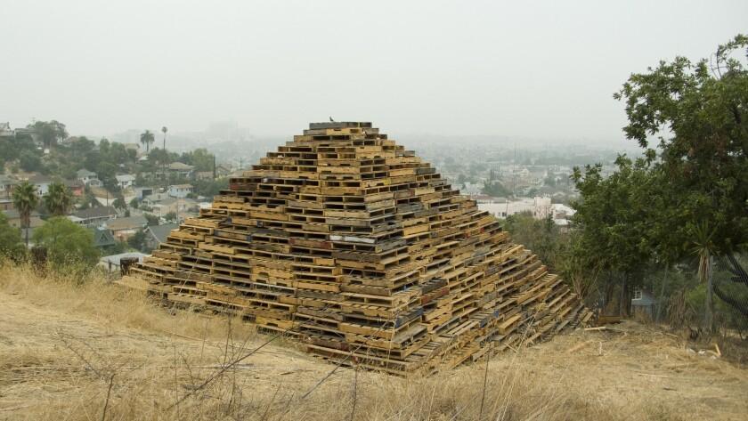 An installation by Liz Glynn