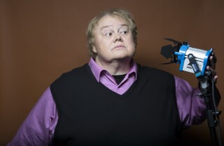 Louie Anderson talks 'Baskets'
