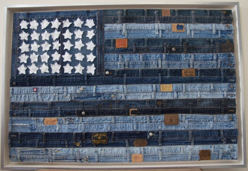 """Democracy in Denim"""