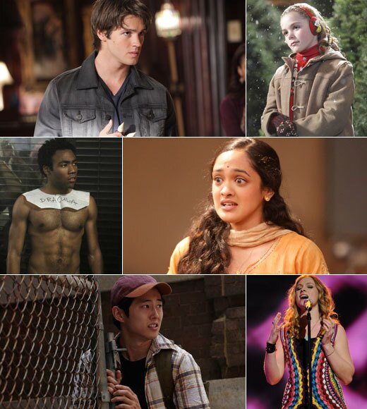 Tvs Underrated Stars Of 2010 Zap2its Year In Review Los