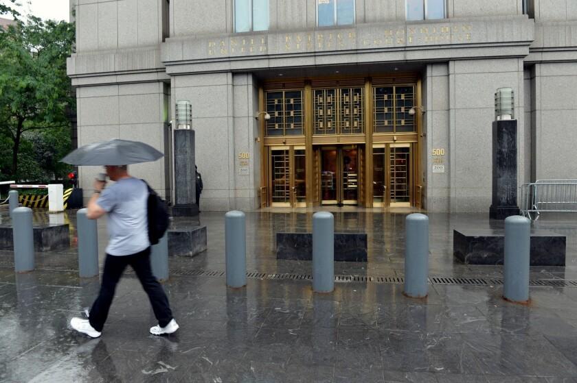 U.S. District Court in Manhattan