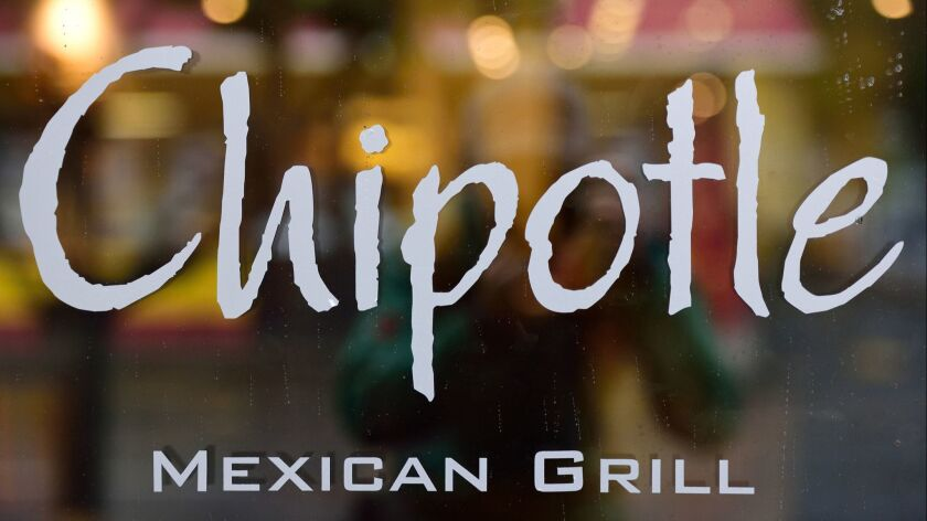 Chipotle says it will retrain all restaurant employees on food safety procedures after Ohio heath officials said tests tied to one store came back positive for an illness that occurs when food is left at unsafe temperatures.