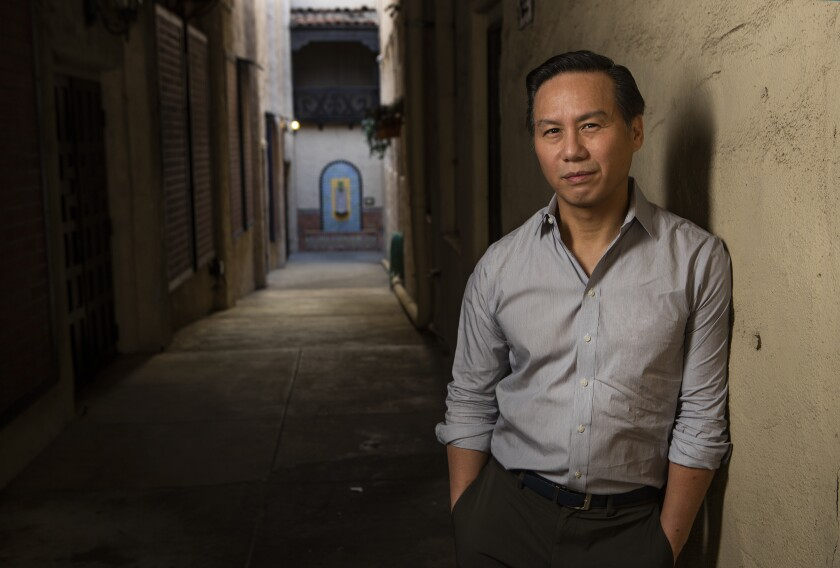 "BD Wong, who starred in ""A Great Leap"" last year, is directing the play at the Pasadena Playhouse."