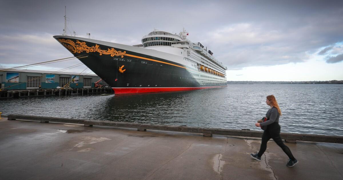 San Diego ends cruise ship dockings after Disney Wonder passenger, crew member test positive