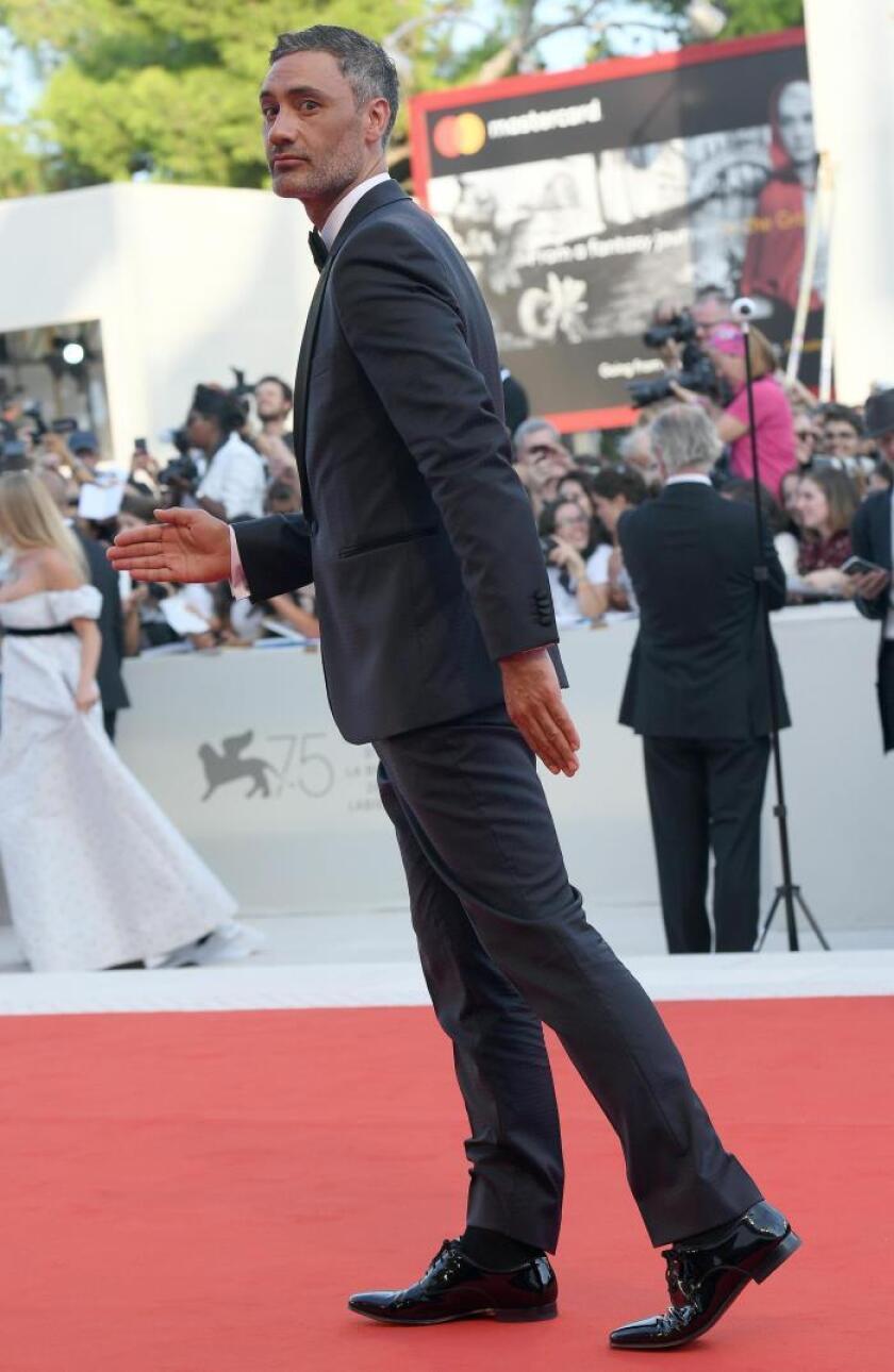 """El cineasta Taika Waititi dirigirá también la cuarta entrega de """"Thor"""""""