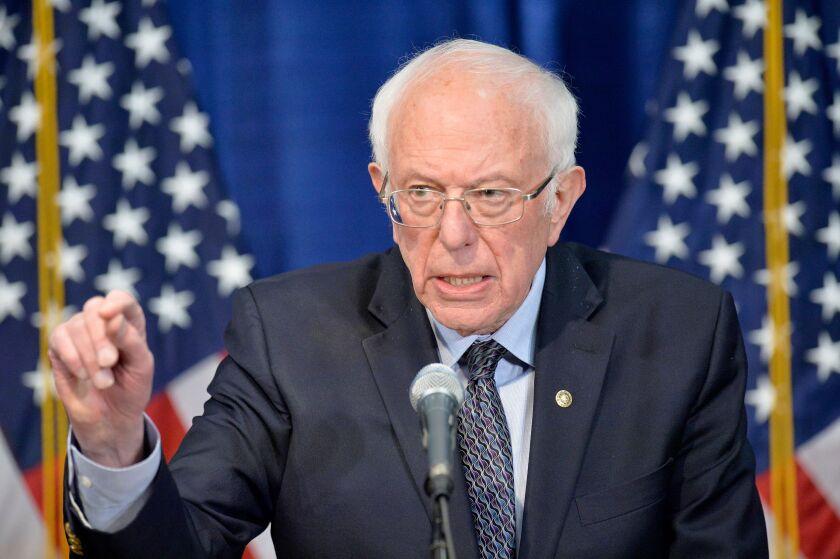Sen. Bernie Sanders (I-Vt.)