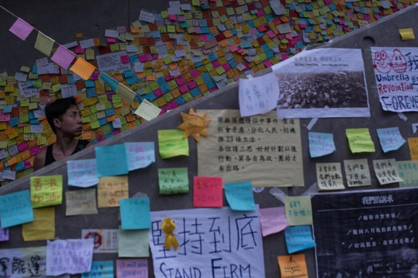 Hong Kong signs