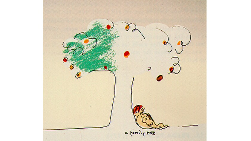 'Family Tree' by John Lennon