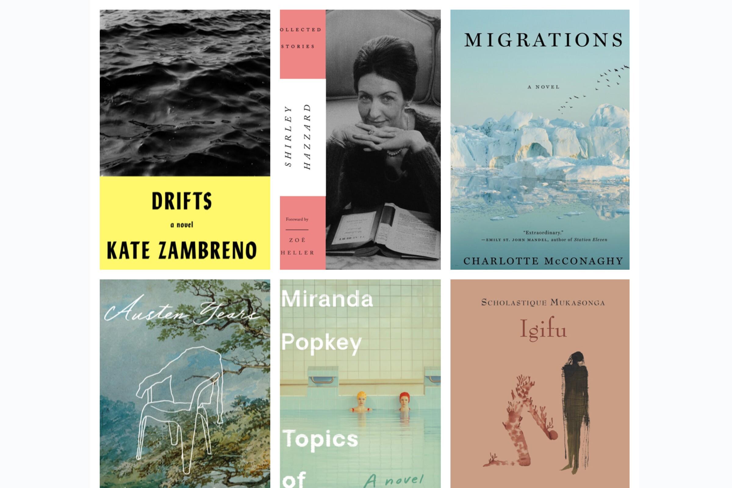 Ten overlooked books
