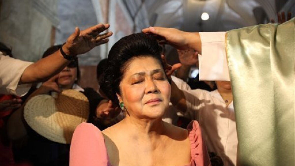 Imelda Marcos Trends On Twitter Because Of This Shocking Issue