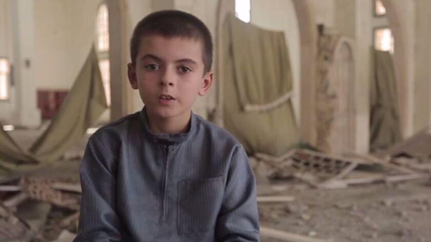 Islamic State video
