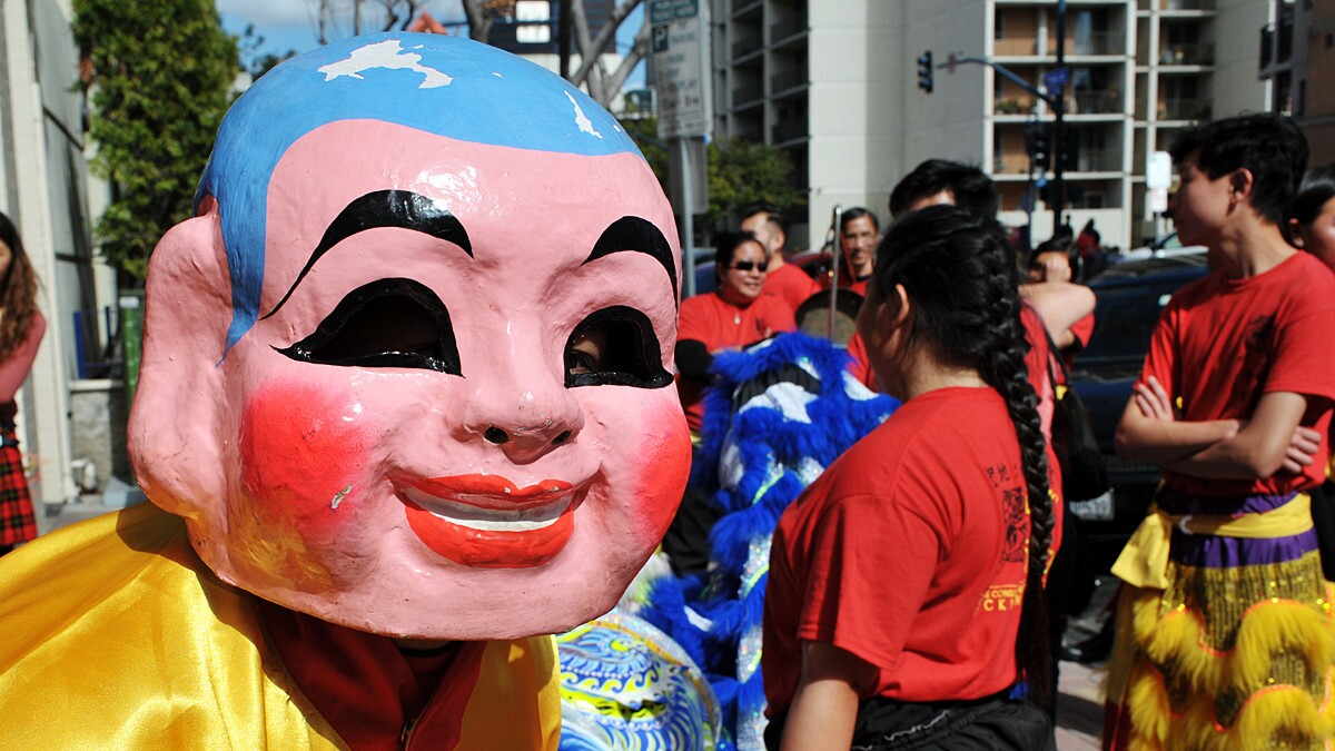 SPOTTED: Attendees at the 37th annual San Diego Chinese New Year Fair were treated to traditional cultural performances, Asian food, acrobatic performances and more on Saturday, Feb. 16, 2019.
