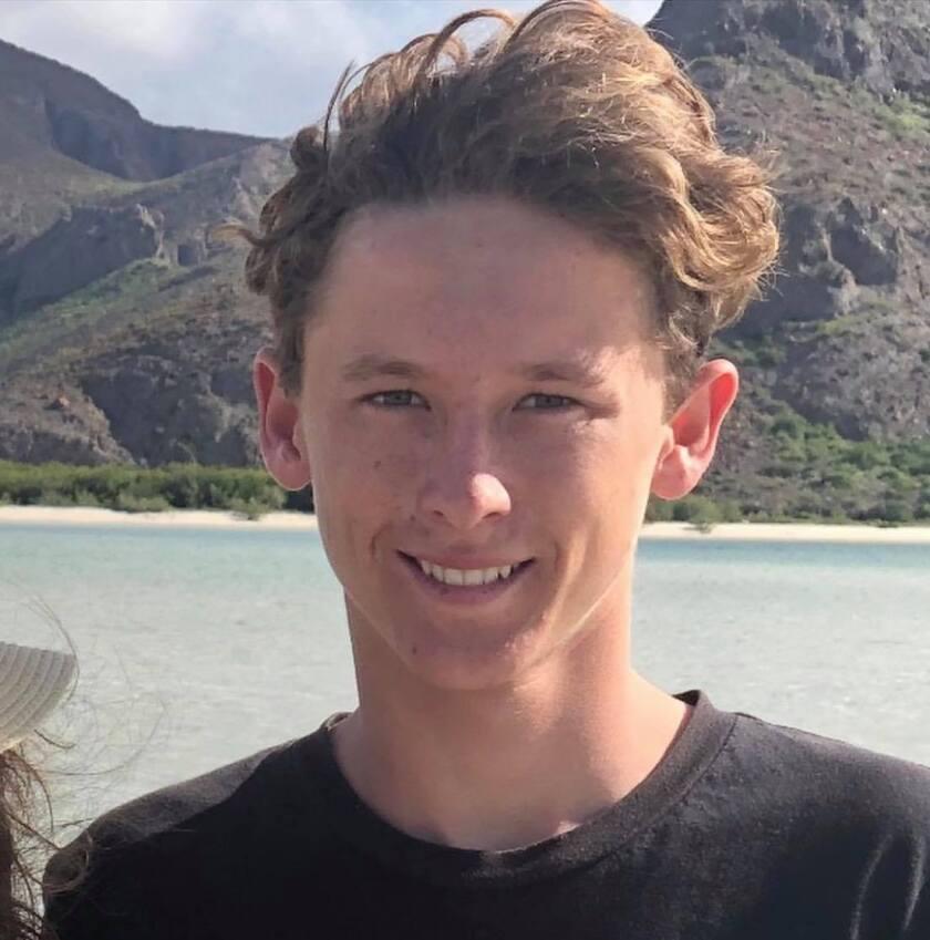 Jack Munday, 16.