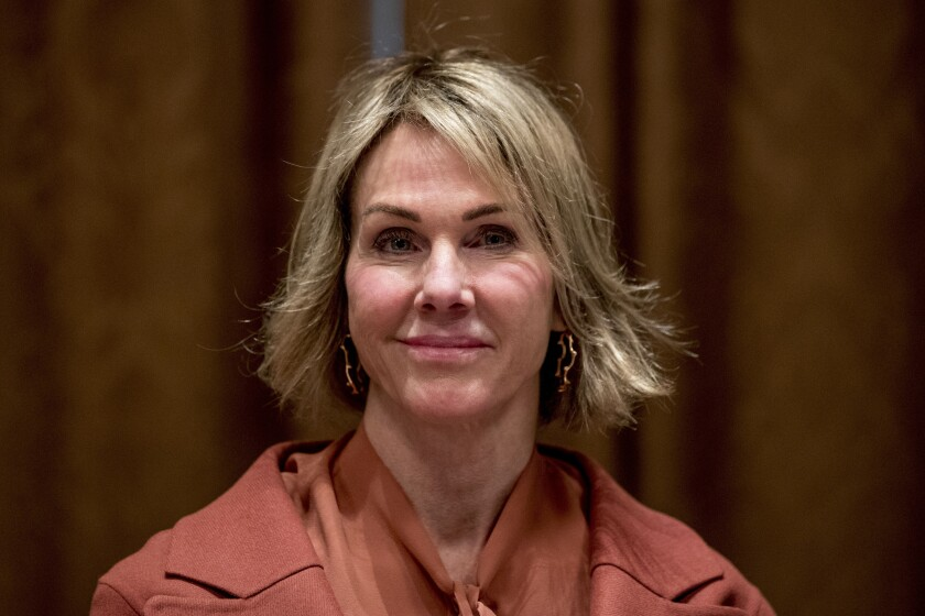 Kelly Craft, U.S. ambassador to the United Nations
