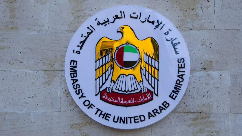 SYRIA-UAE-DIPLOMACY
