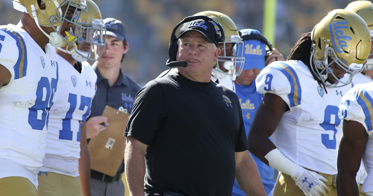 Coronavirus: Donors give $1.2 million to UCLA athletics - Los Angeles Times