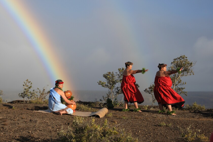Hawaii: Big Island tour to link the land and hula