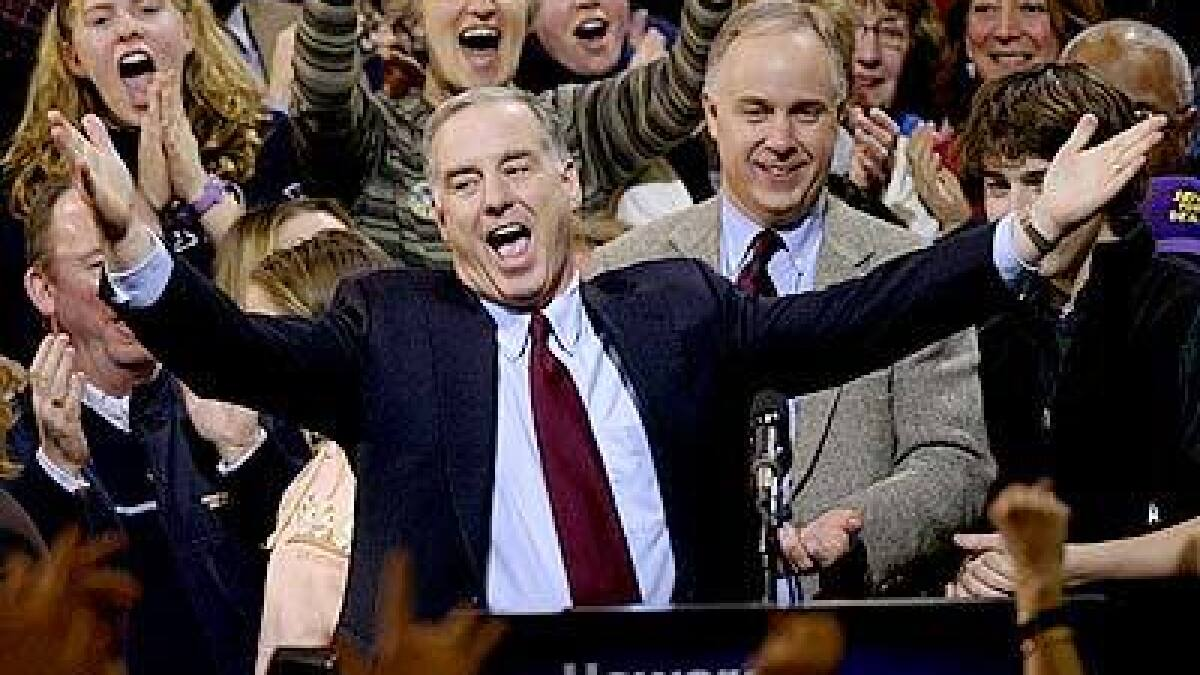 Are Joe Biden and Bernie Sanders replaying the 2004 primary? - Los ...