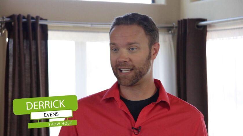 Show Host Derrick Evens