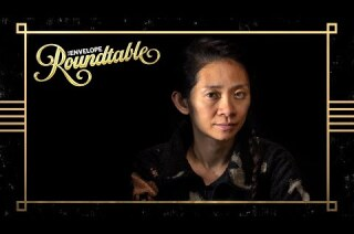 "Director Chloe Zhao on the story of despair and economic displacement in of her film ""Nomadland"""