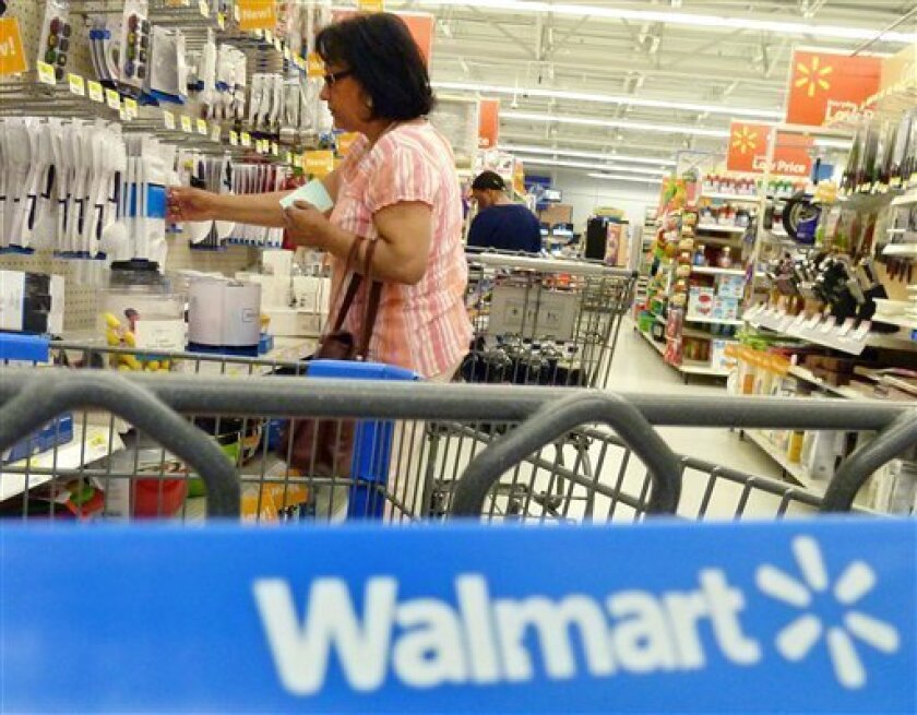 Walmart, Kroger hold steady in top 10 U S  retailers - The