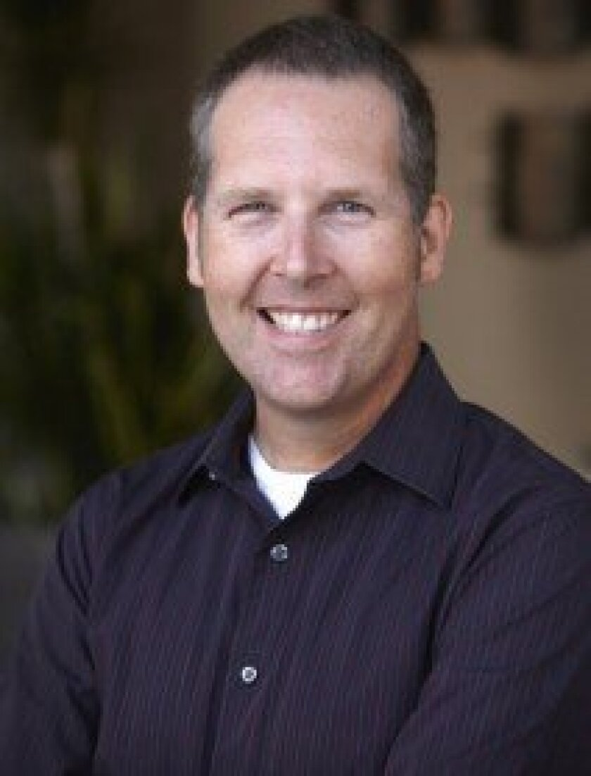 San Diego Tourism Authority public relations manager Robert Arends