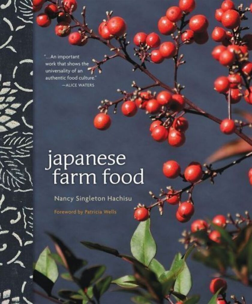 Cookbook Watch: 'Japanese Farm Food'