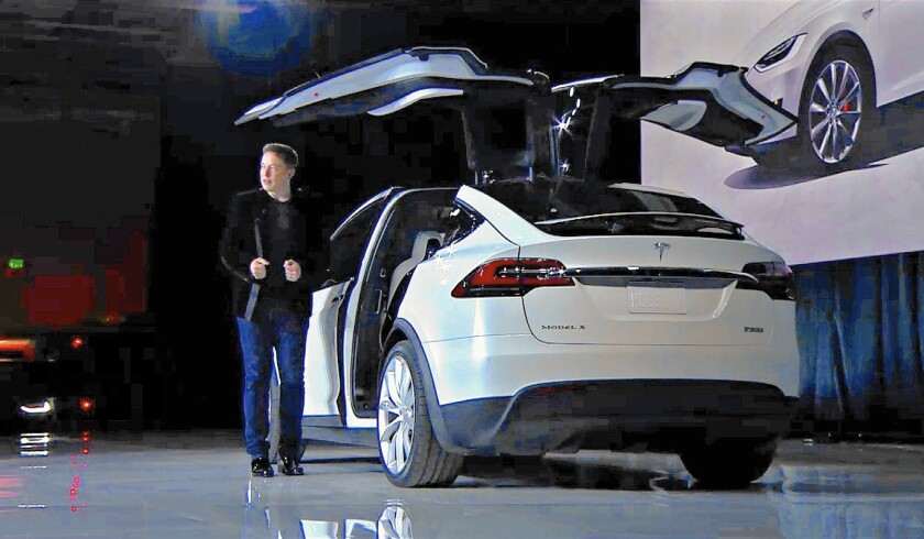 Elon Musk's Tesla Motors and SpaceX have been awarded a combined $158.3 million in California sales tax incentives over the last six years.