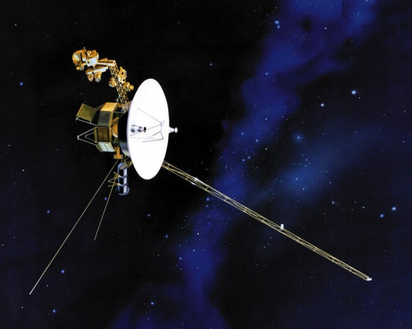 The question of whether or not the Voyager 1 spacecraft has left the solar system continues to inspire debate among scientists. NASA says not yet, while a new study argues that it entered interstellar space a year ago.