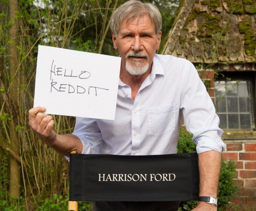 Who would win in a fight? Harrison Ford or Mark Hamill? Read on for Ford's funny take in a recent Reddit AMA, where he answered questions about Star Wars, Indiana Jones and Blade Runner.