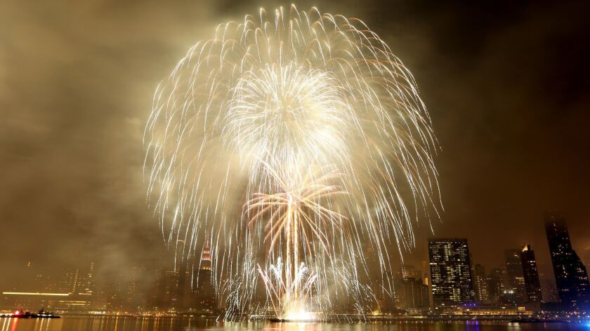 Fourth of July TV schedule