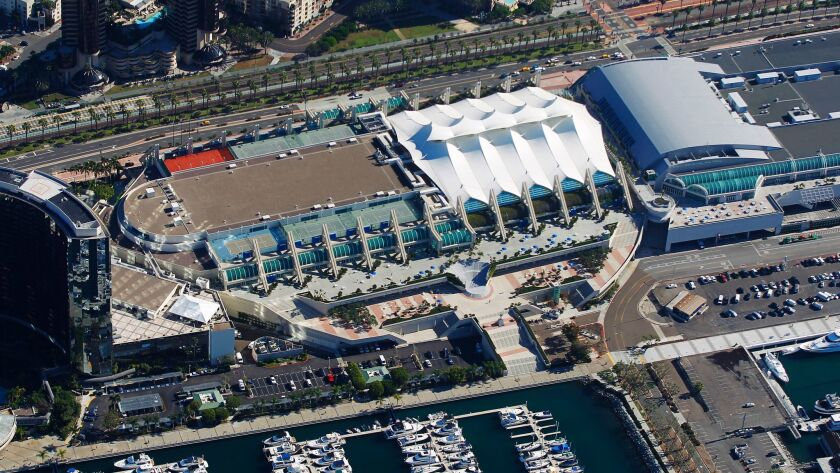 A new survey shows San Diego as a top destination for meeting planners, although it's not No. 1.