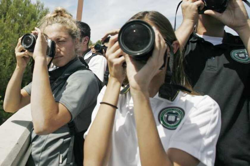 Endeavour: Providence High photo class gets historic subject of a lifetime