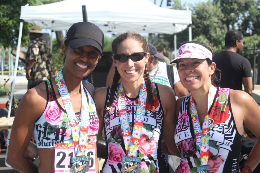 Solana Beach Triathlon, Duathlon and Aquabike