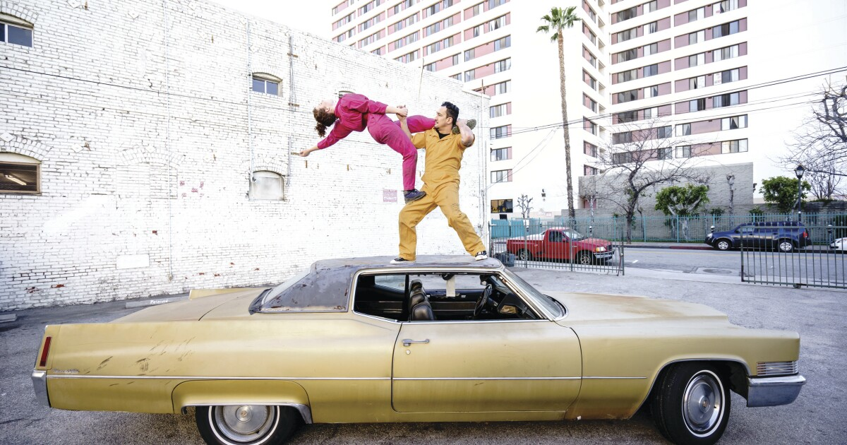 Dance in L.A. this week: Heidi Duckler Dance, Diavolo and more