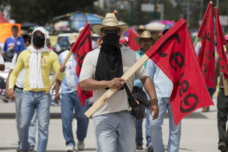 43 estudiantes desaparecidos en México