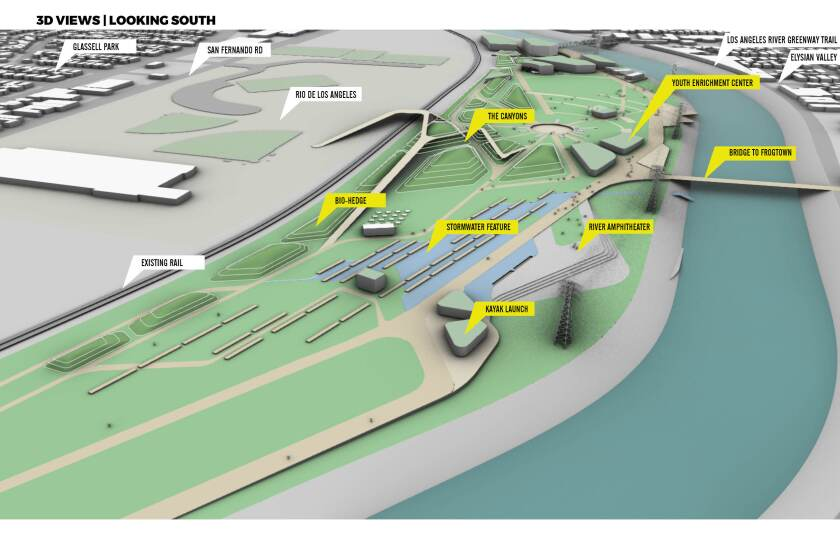 "Taylor Yards: ""The Yards"" design scheme"