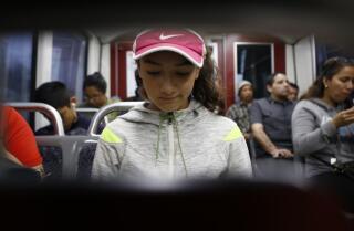 Crossing the border to pursue a dream