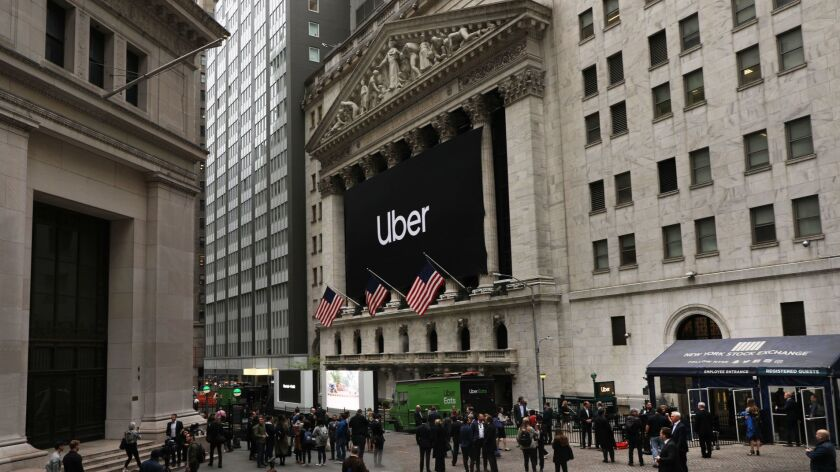 Uber has never made a profit, but some analysts are bullish on its long-term growth.