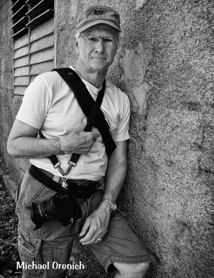 Photographer Michael Orenich