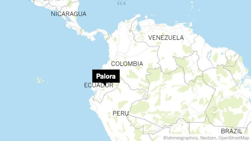 El temblor tuvo su epicentro a una profundidad de 93 kilómetros (58 millas), indicó el Servicio Geológico de Estados Unidos. Ocurrió a las 9:12 de la noche a unos 63 kilómetros (39 millas) al norte de Cuenca.