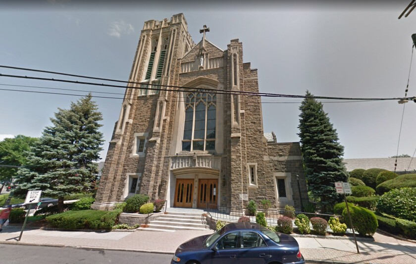 The Church of St. Joseph in Bronxville, Westchester County.