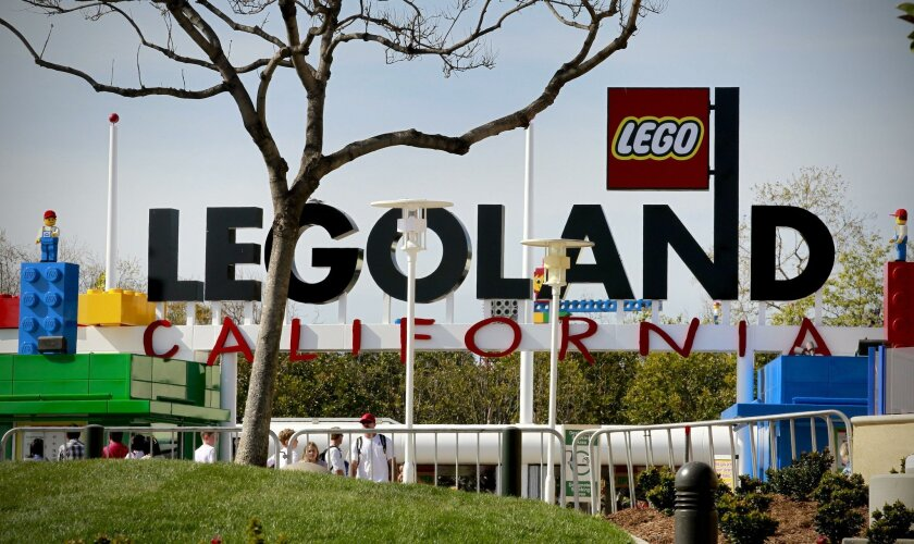 Legoland has dropped its lawsuit challenging a hefty penalty it had to pay for filing its property taxes late. The theme park claimed it was simply the result of a typing error.